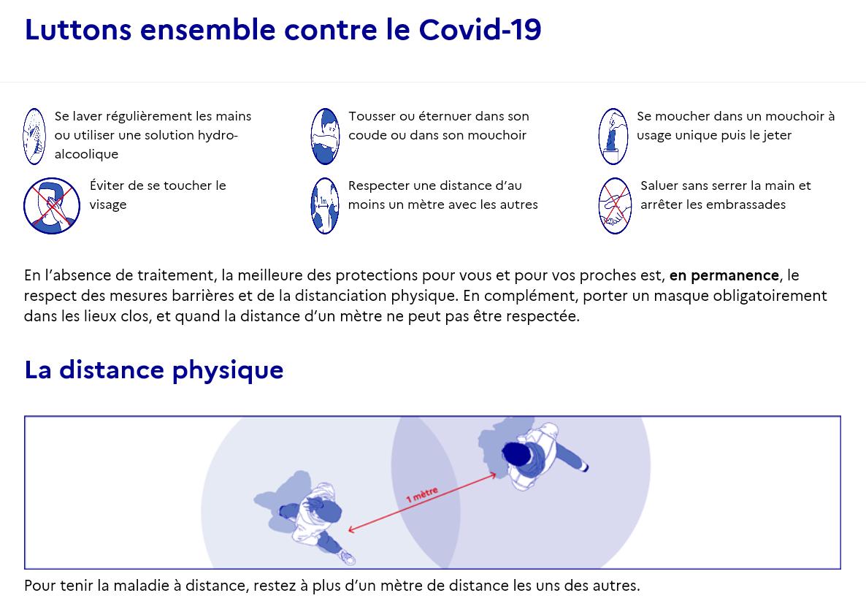 Covid 19 regles elementaires 1
