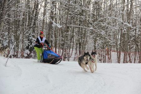 Inscription pour la course neige sprint aux Contamines Montjoie